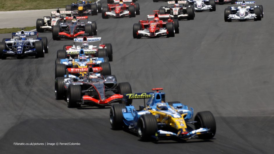 Alonso edges further ahead with sixth victory