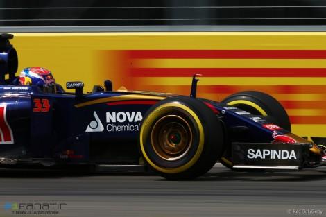Max Verstappen, Toro Rosso, Circuit Gilles Villeneuve, 2015