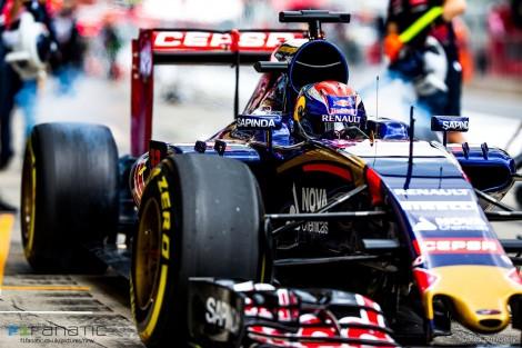 Max Verstappen, Toro Rosso, Red Bull Ring, 2015
