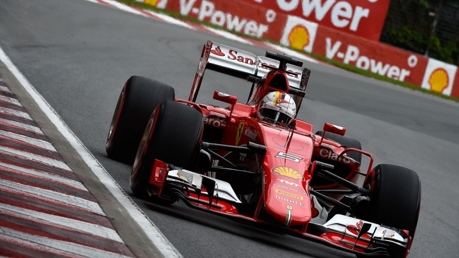 Vettel hit with grid penalty for ignoring red flag