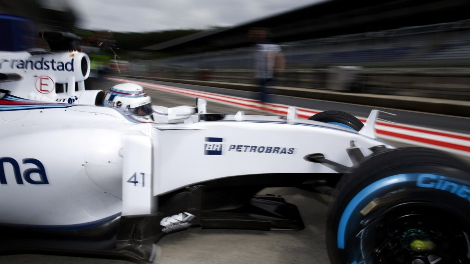 Susie Wolff, Williams, Red Bull Ring, 2015