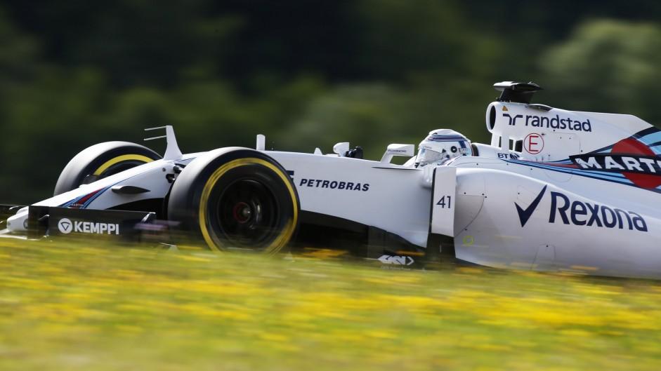 New Austria track surface tough for tyres – Symonds