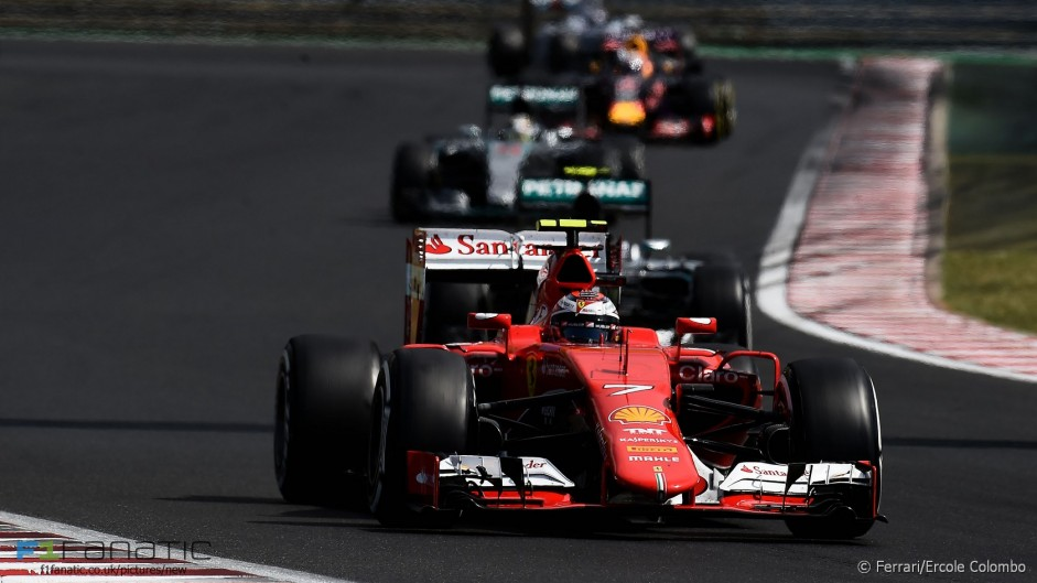 "Ferrari ""not interested"" in beating Mercedes as engine supplier"