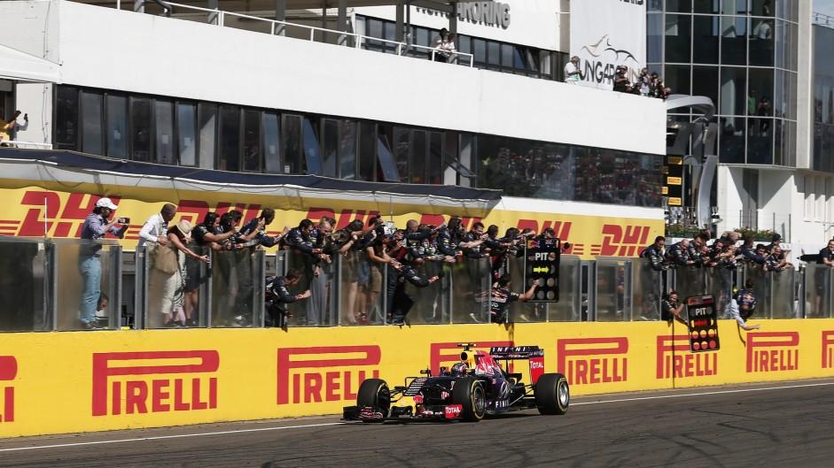 2015 F1 driver rankings #10: Daniil Kvyat