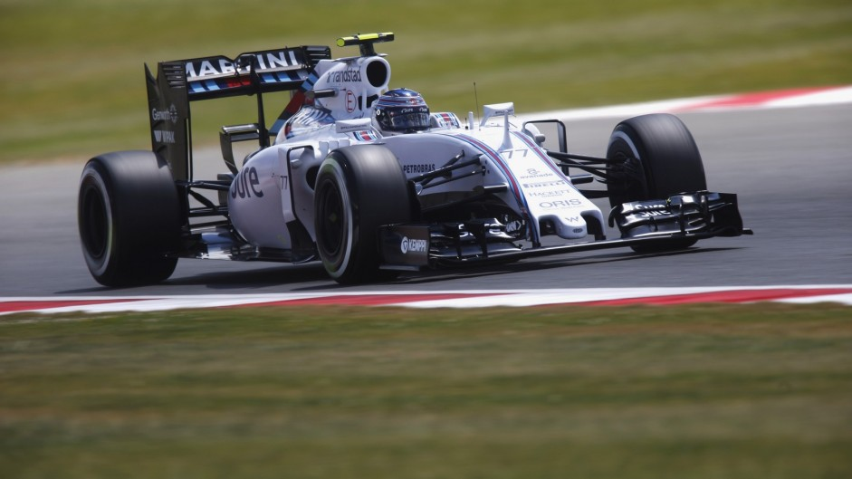 Bottas says he had chances to pass Massa