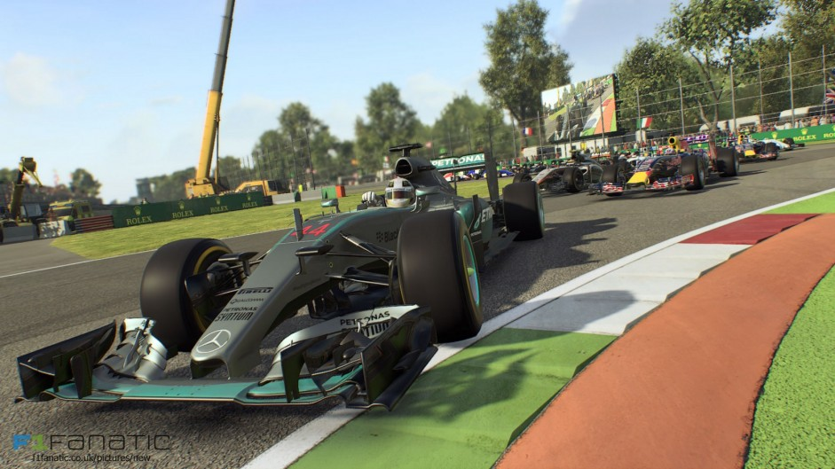 F1 2015 by Codemasters reviewed
