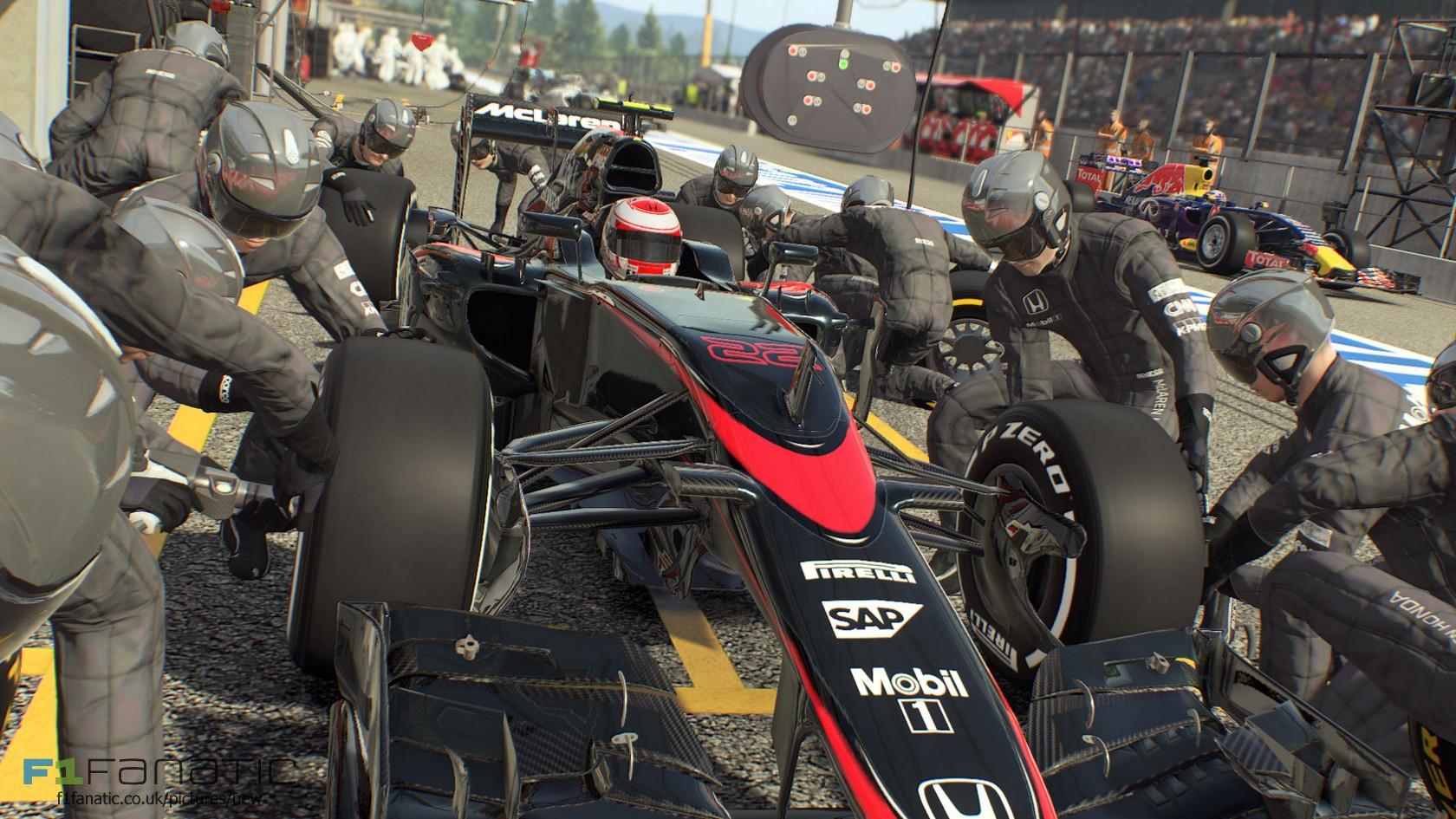 Видеоигра для PS4 Медиа F1 2 15 - купить в М Видео