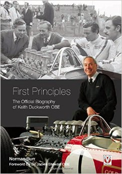 First Principles: Keith Duckworth biography reviewed