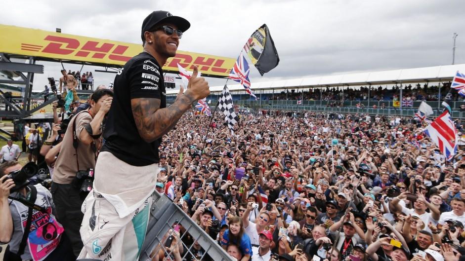 2015 British Grand Prix in pictures