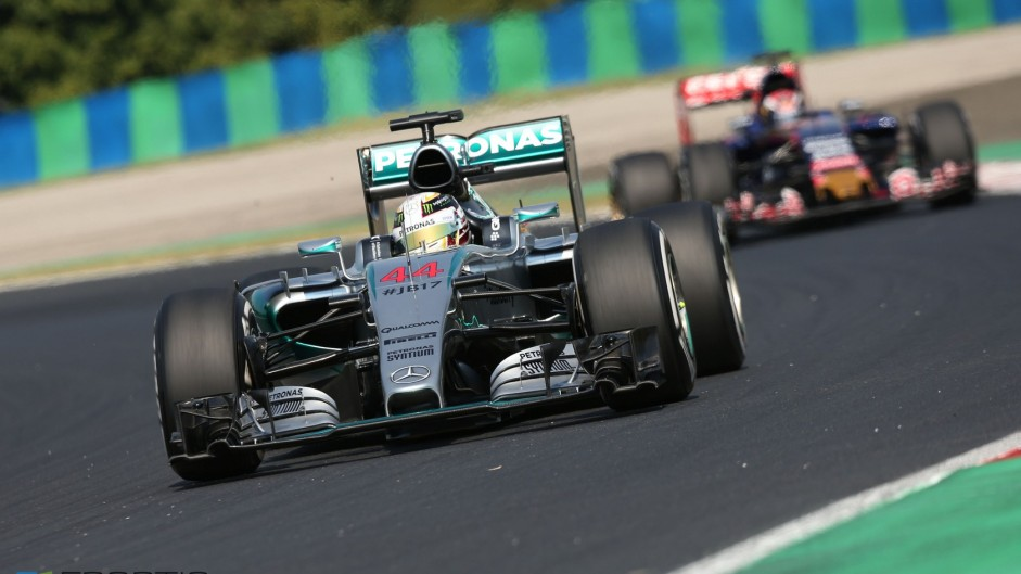 Hamilton dominates qualifying for fifth pole in a row