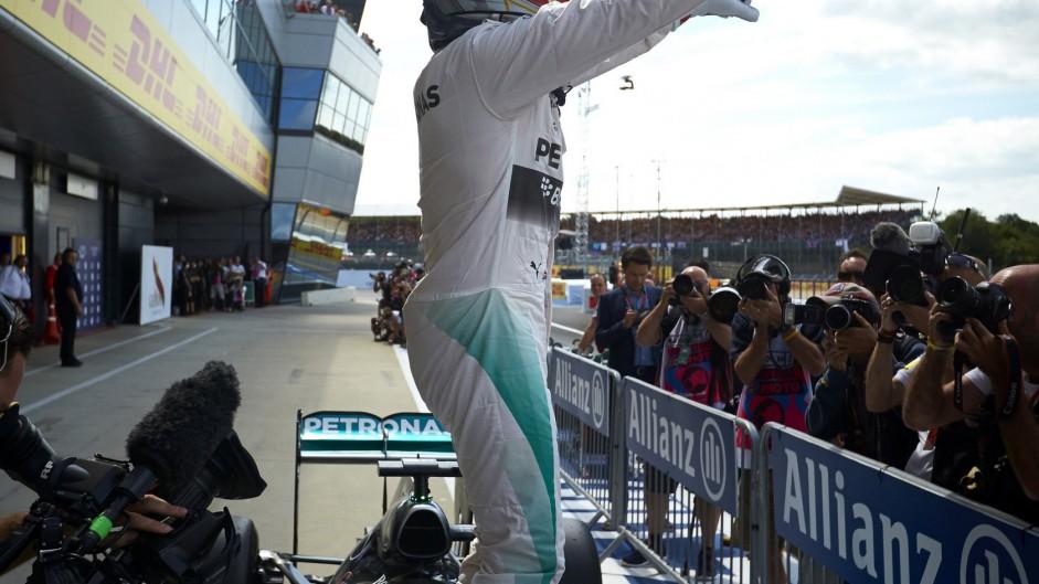 2015 British Grand Prix qualifying in pictures