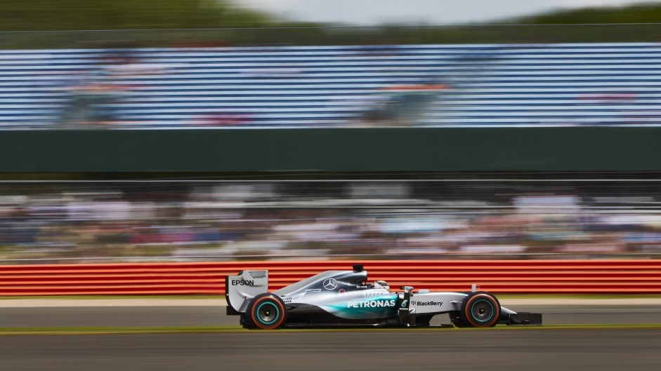 2015 British Grand Prix championship points
