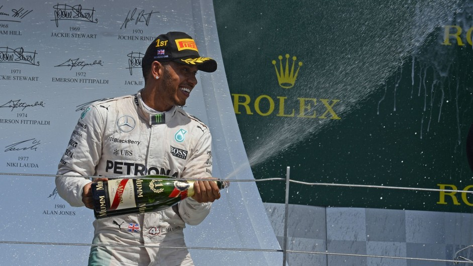 Take the F1 Fanatic 2015 F1 season Quiz