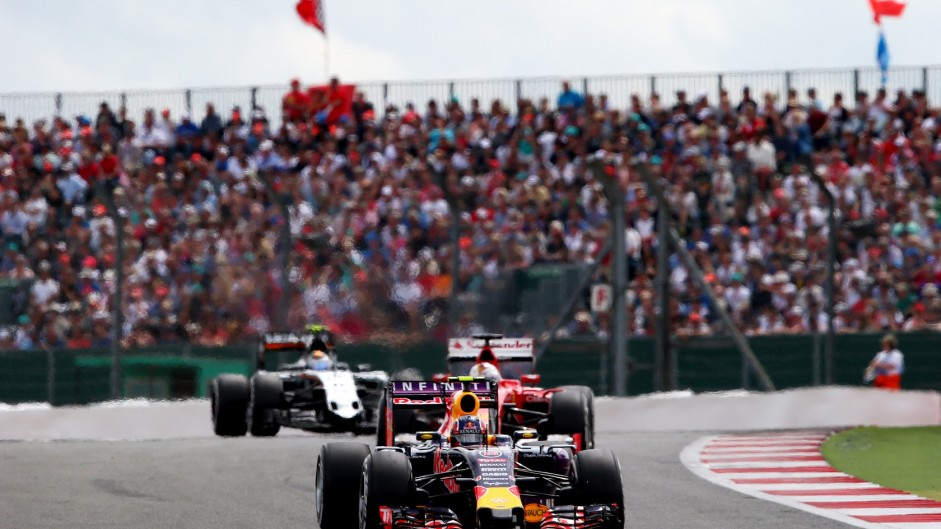 Rate the race: 2015 British Grand Prix