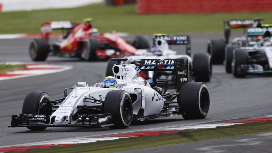 Surprises at Silverstone enliven British GP