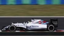 Felipe Massa, Williams, Hungaroring, 2015