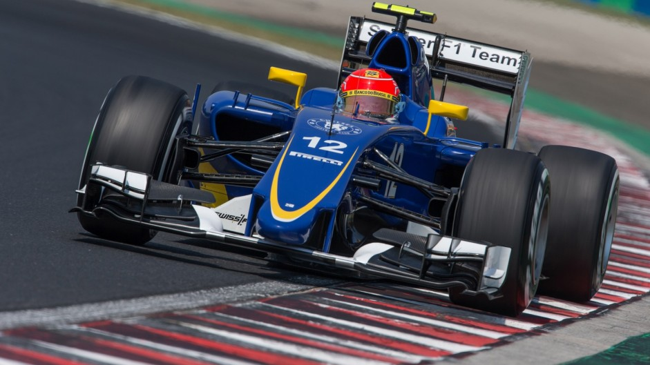 Nasr hoping for results from Ferrari engine upgrade