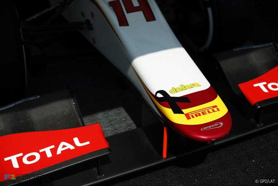 Arthur Pic, GP2, Hungaroring, 2015