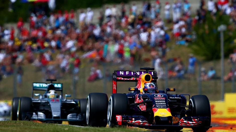 2015 F1 driver rankings #5: Daniel Ricciardo