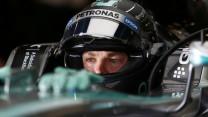 Nico Rosberg, Mercedes, Silverstone, 2015