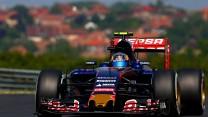 Carlos Sainz Jnr, Toro Rosso, Hungaroring, 2015