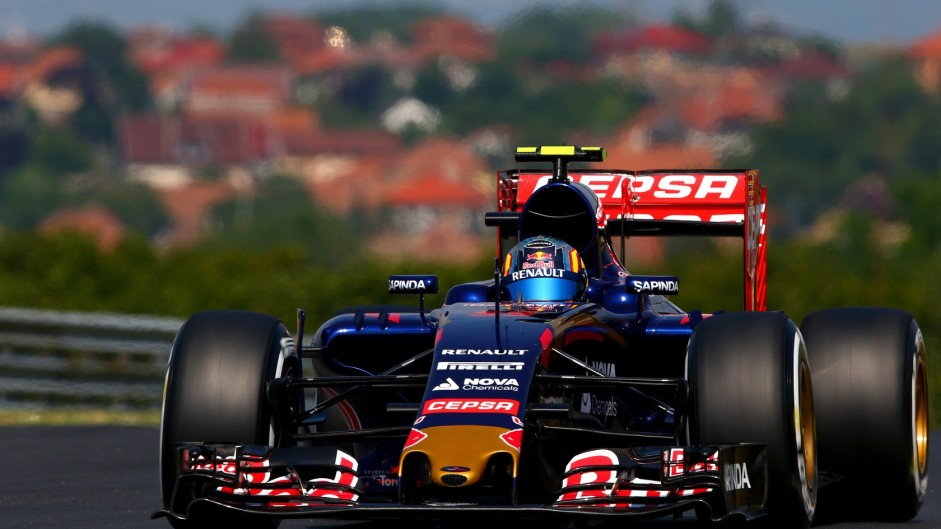 "Toro Rosso's reliability has been ""horrible"""