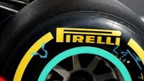 Pirelli tyre, Spa-Francorchamps, 2015