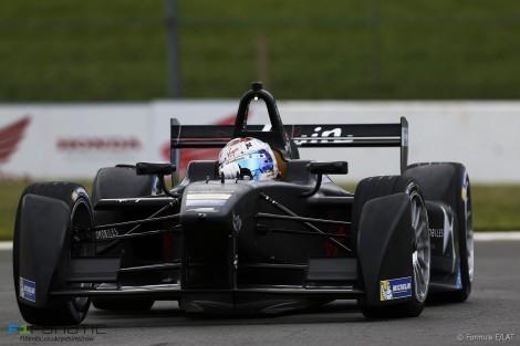 Sam Bird, Virgin, Formula E, Donington Park testing, 2015