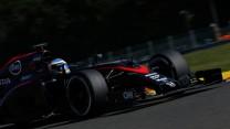Fernando Alonso, McLaren, Spa-Francorchamps, 2015