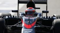 Jenson Button, McLaren, Spa-Francorchamps, 2015