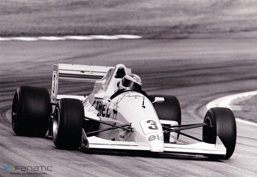 Martin Donnelly, Formula 3000, Jordan, 1989