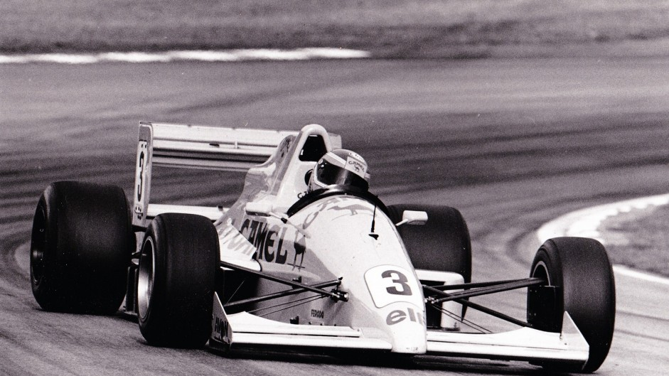 Formula 3000 memories: 2001-04