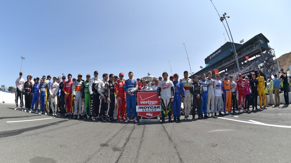 IndyCar title goes to the wire at sombre Sonoma