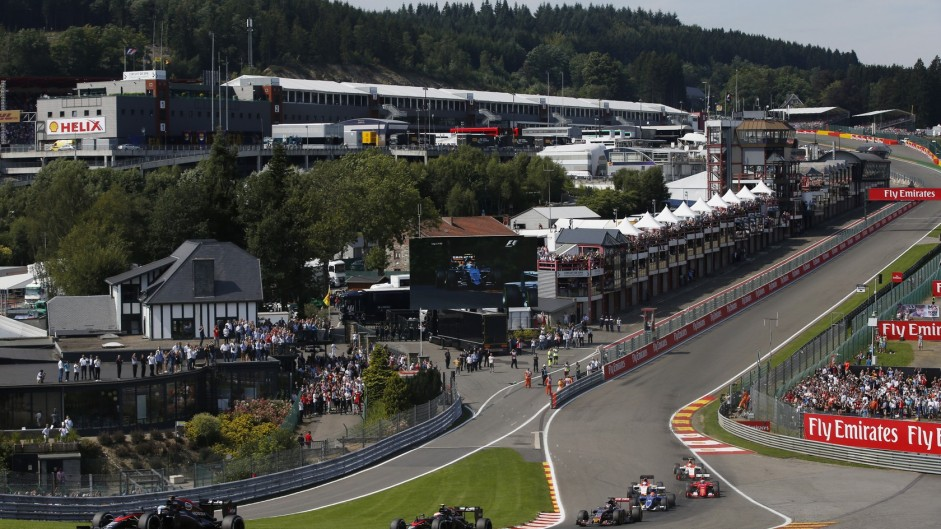 """""""If drivers respect track limits there's no problem"""" – Spa responds to Pirelli over 'debris'"""