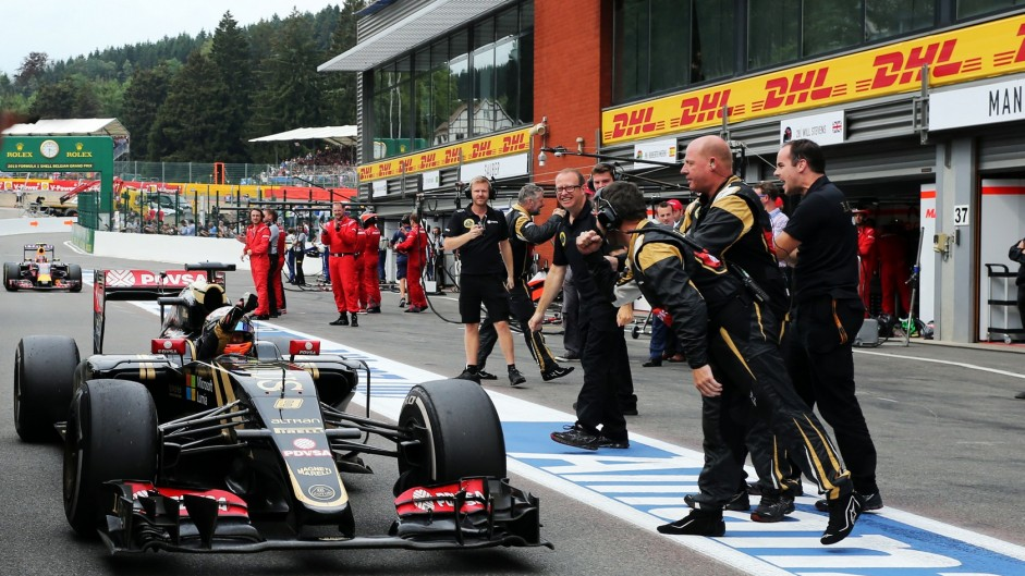 2015 Belgian Grand Prix in pictures