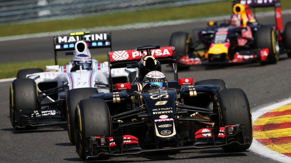 2015 F1 driver rankings #7: Romain Grosjean