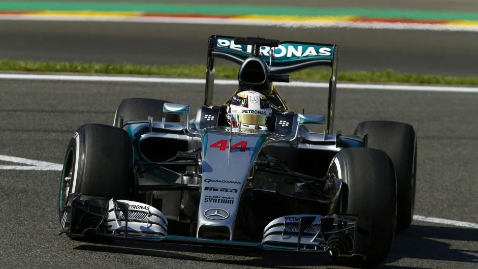2015 Belgian Grand Prix result
