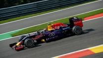 Daniil Kvyat, Red Bull, Spa-Francorchamps, 2015
