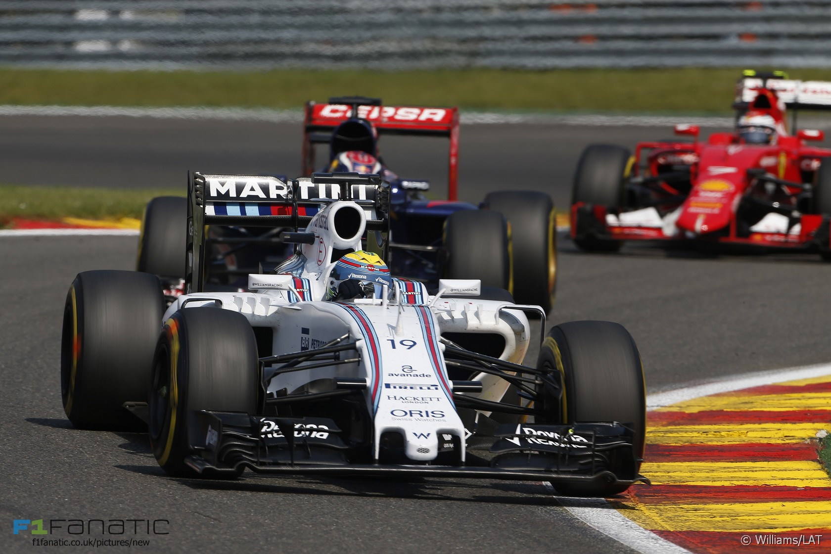 Become an f1 fanatic supporter and go ad-free
