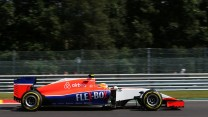 Roberto Merhi, Manor, Spa-Francorchamps, 2015