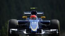 Felipe Nasr, Sauber, Spa-Francorchamps, 2015