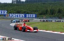 Start shots: Belgian Grand Prix