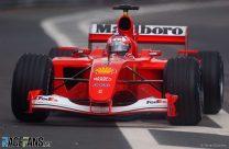 Michael Schumacher, Rubens Barrichello, Ferrari, Spa-Francorchamps, 2001