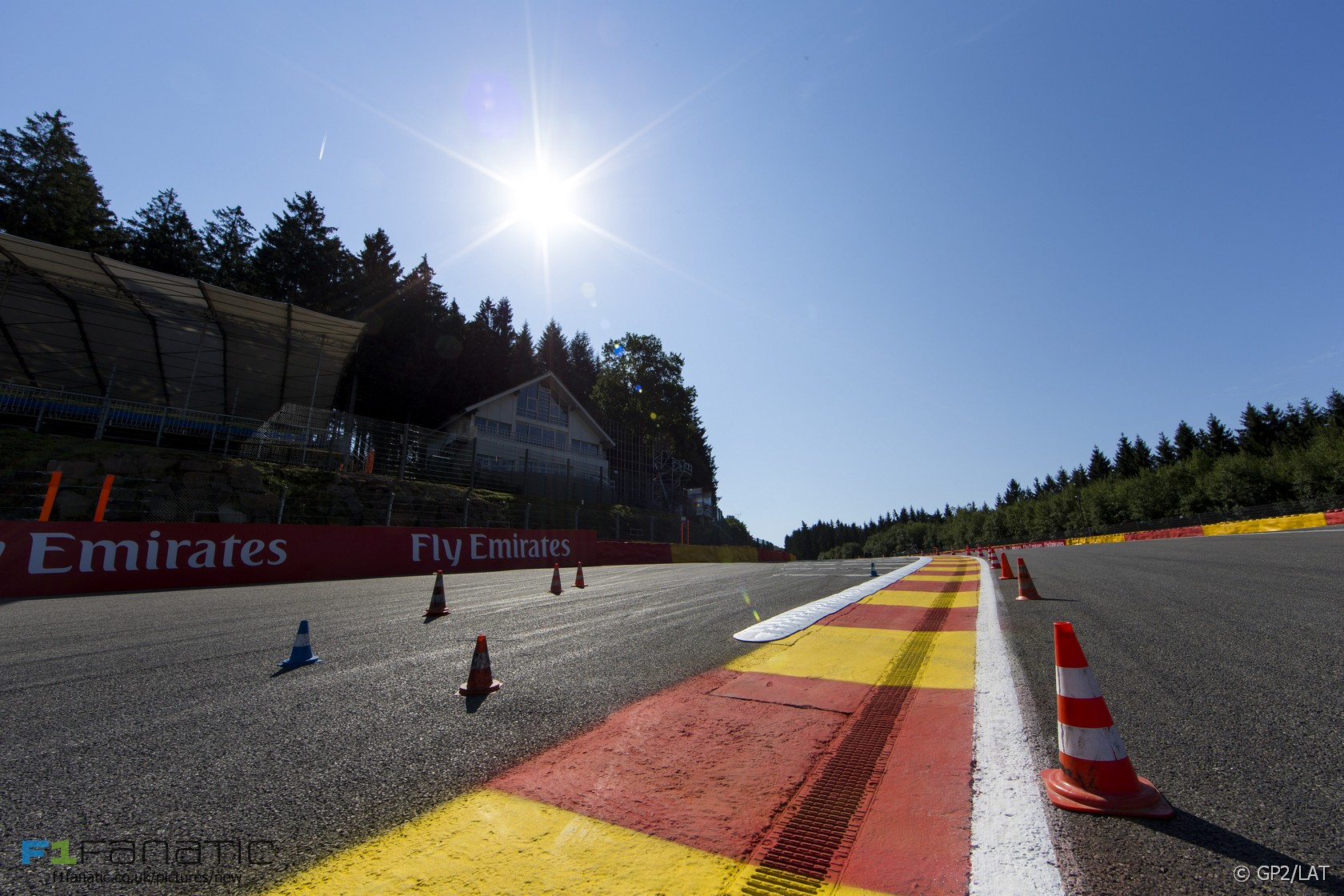 Raidillon, Spa-Francorchamps, 2015