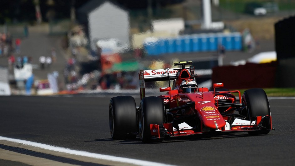 Raikkonen reprimanded again for Grosjean incident