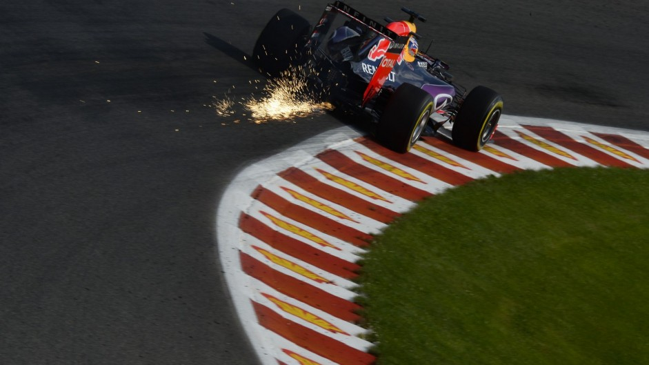 2015 Belgian Grand Prix practice in pictures