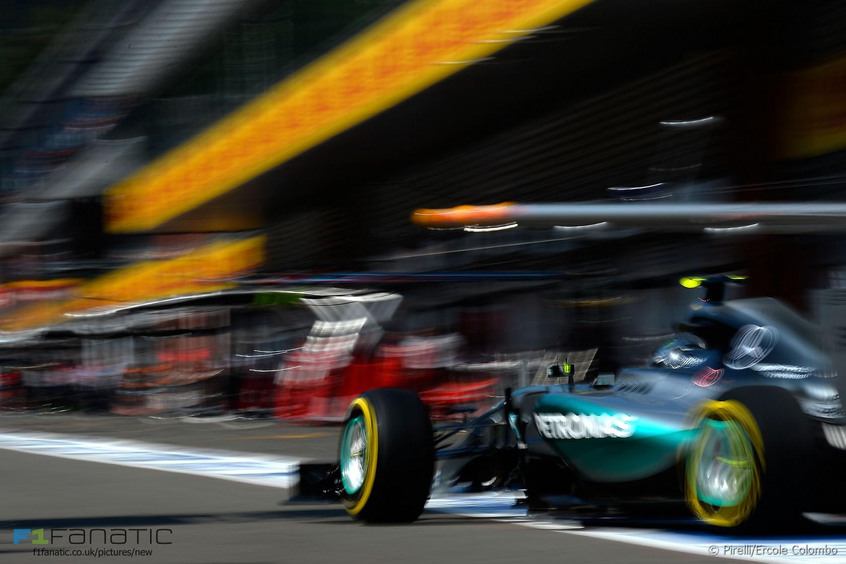 Nico Rosberg, Mercedes, Spa-Francorchamps, 2015