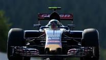 Carlos Sainz Jnr, Toro Rosso, Spa-Francorchamps, 2015