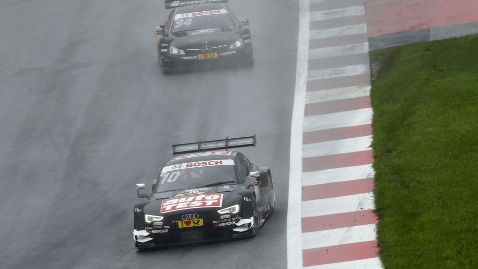 """Push him out"": Audi sparks DTM furore"