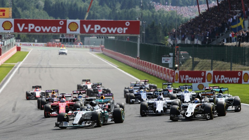 Vote for your 2015 Belgian GP Driver of the Weekend